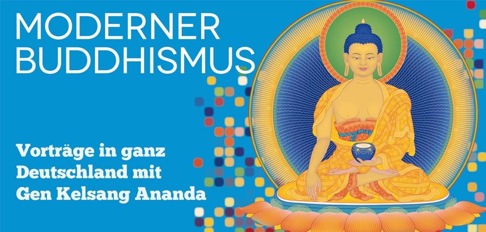 Moderner Buddhismus